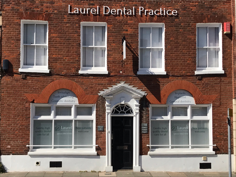 Dental Practice Image - Laurel Dental Practice